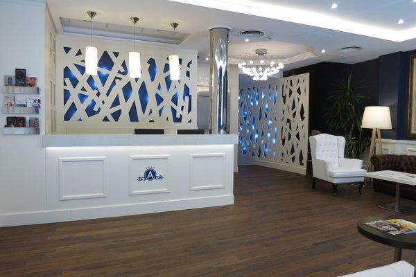 Hotel Boutique Atrio - фото 14