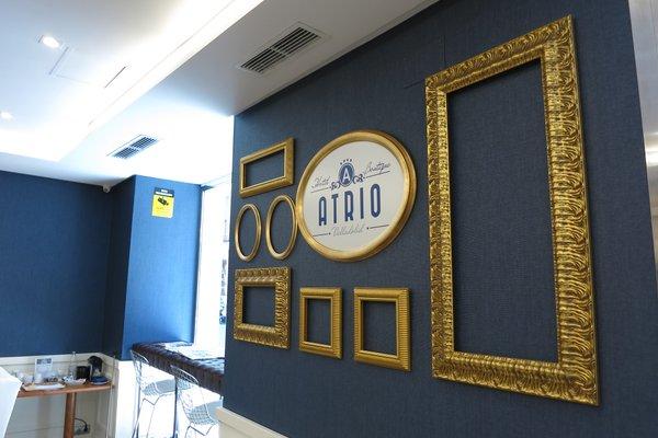Hotel Boutique Atrio - фото 19