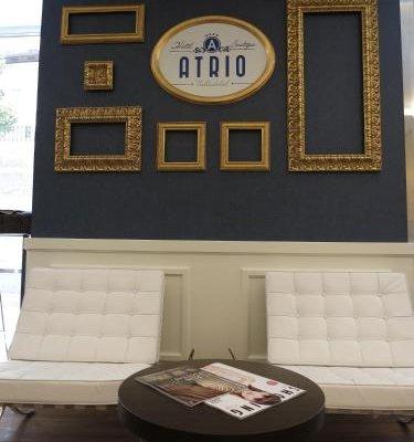 Hotel Boutique Atrio - фото 20
