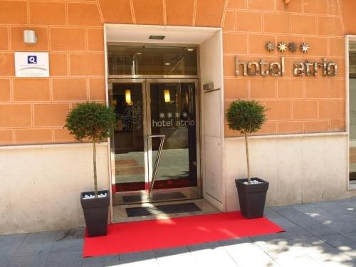 Hotel Boutique Atrio - фото 21