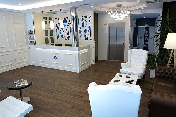 Hotel Boutique Atrio - фото 4