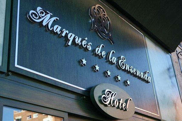 Hotel Marques De La Ensenada - фото 15