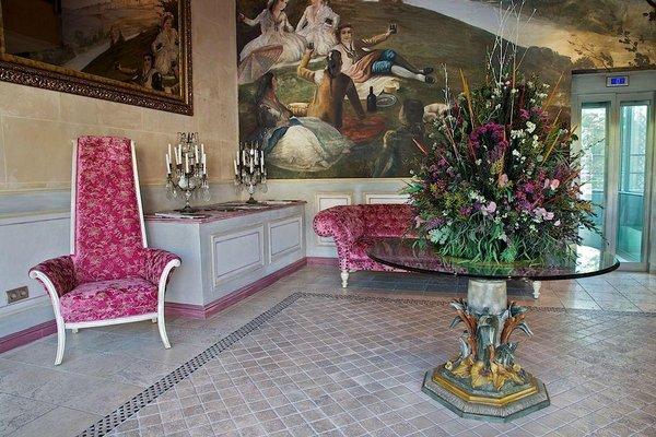 Hotel Marques De La Ensenada - фото 6