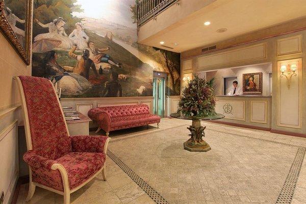 Hotel Marques De La Ensenada - фото 8