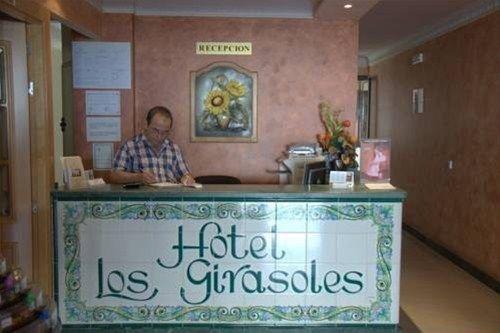 Hotel los Girasoles - фото 17