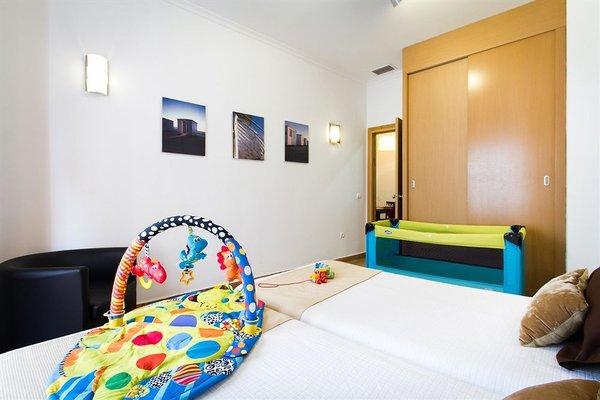 Living Valencia Apartments - Merced - фото 3