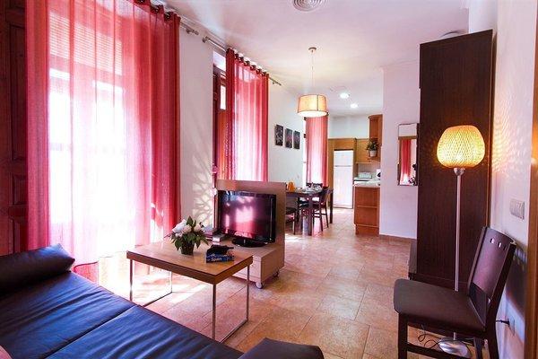 Living Valencia Apartments - Merced - фото 2
