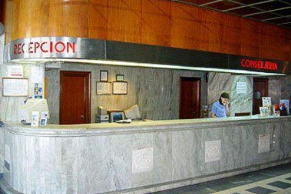 Hotel Turia - фото 16