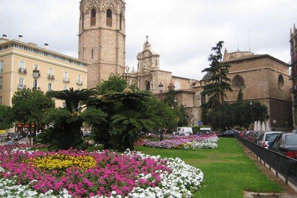 Valenciaflats Torres de Serrano - фото 15