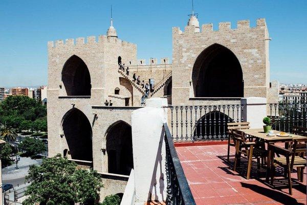 Valenciaflats Torres de Serrano - фото 19