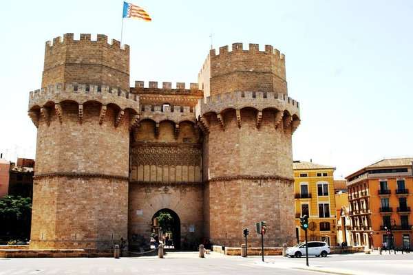 Valenciaflats Torres de Serrano - фото 20
