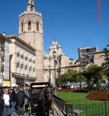 Valenciaflats Torres de Serrano - фото 22