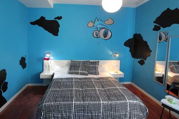 Purple Nest Hostel - фото 2