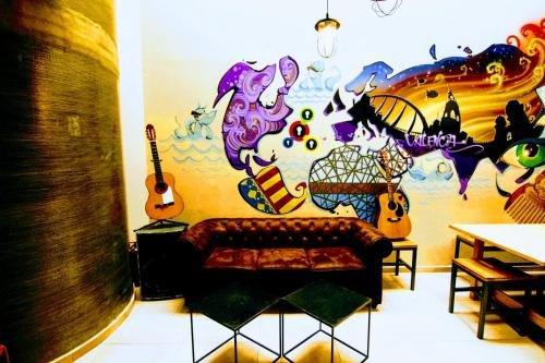 Purple Nest Hostel - фото 6