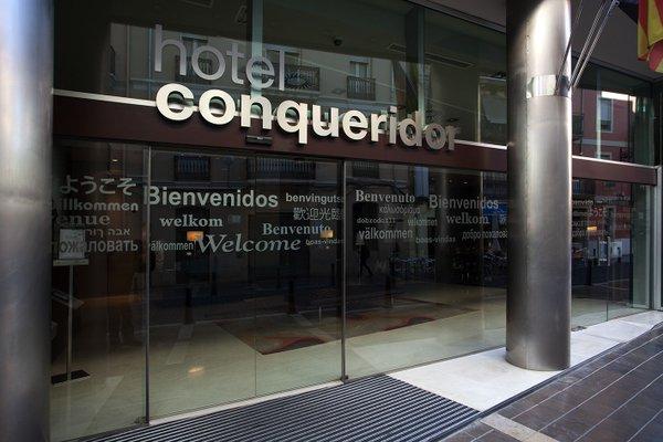 Hotel Conqueridor - фото 20
