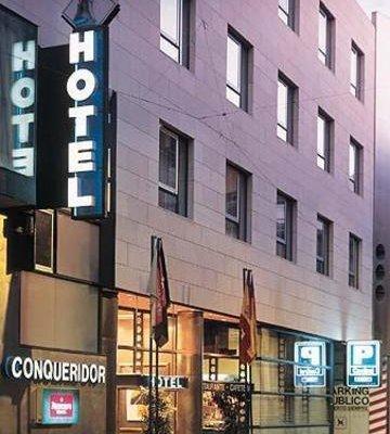 Hotel Conqueridor - фото 22