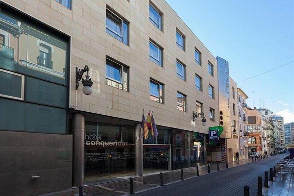 Hotel Conqueridor - фото 23