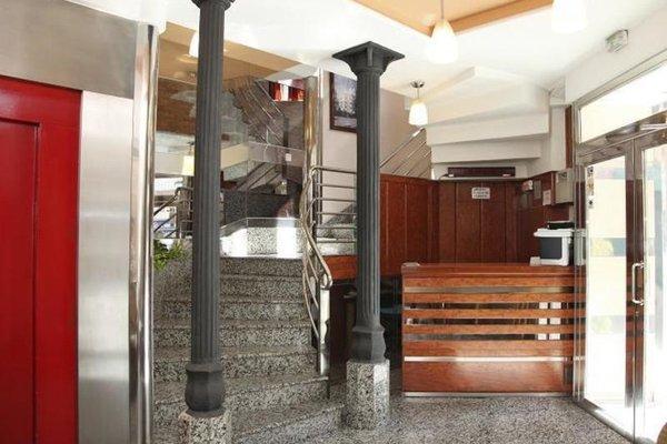 Hotel Villarreal - фото 18