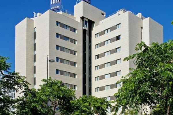 Tryp Valencia Oceanic Hotel - фото 50