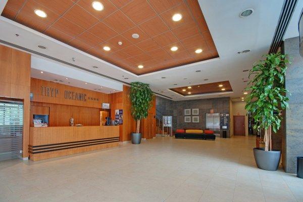 Tryp Valencia Oceanic Hotel - фото 13