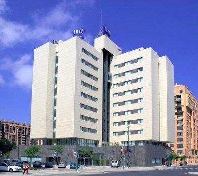 Tryp Valencia Oceanic Hotel - фото 23