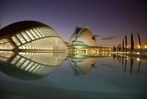 Valenciaflats Ciudad de las Ciencias - фото 20