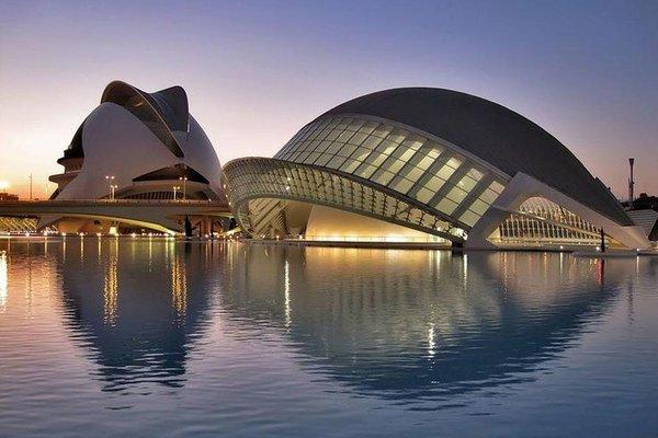 Valenciaflats Ciudad de las Ciencias - фото 22