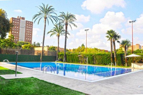 Hotel Medium Valencia - фото 20