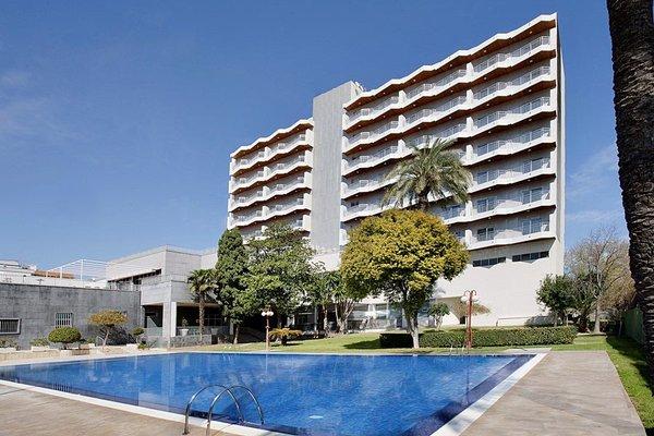 Hotel Medium Valencia - фото 21