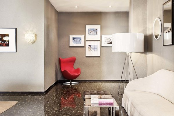 Hotel Medium Valencia - фото 6