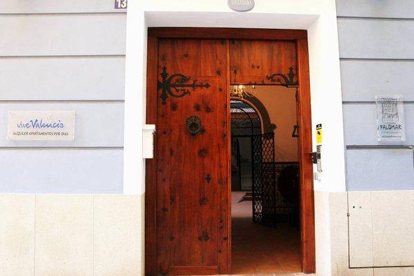 Apartamentos Edificio Palomar - фото 13