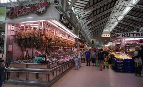 Valenciaflats Mercado Central - фото 10