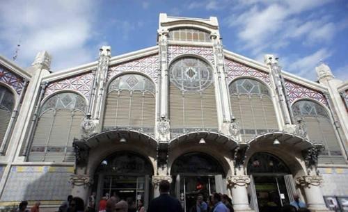 Valenciaflats Mercado Central - фото 23