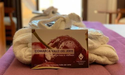 Hotel Balneario Valle del Jerte - фото 6