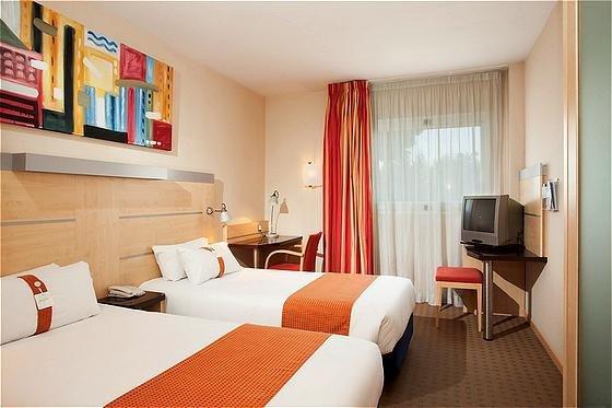 Hotel Holiday Inn Express Madrid-Rivas - фото 2
