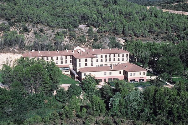 Hotel Balneario Termaeuropa Carlos III - фото 23