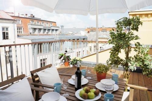 Suite Prague Apartment - фото 21