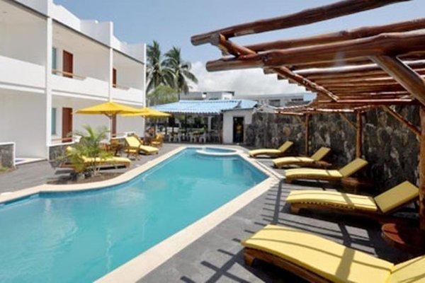 Гостиница «Bay Suites», Puerto Ayora
