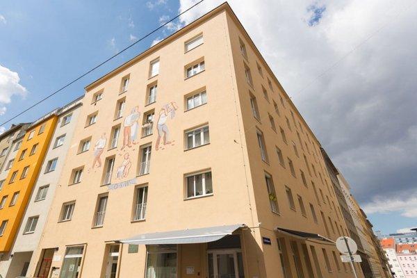 Premium Apartment beim Belvedere - фото 11