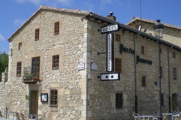 Hotel Puerta Romeros - фото 21