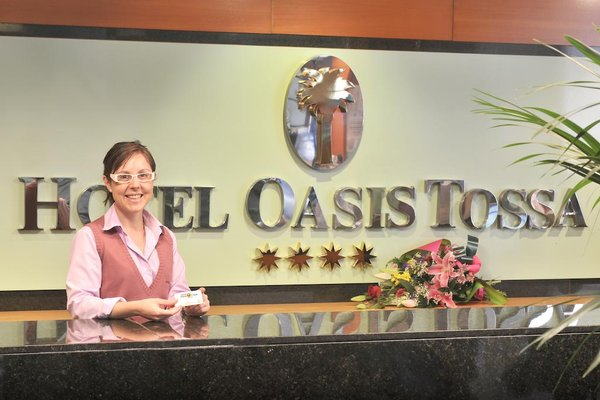 GHT Oasis Tossa & Spa - фото 16