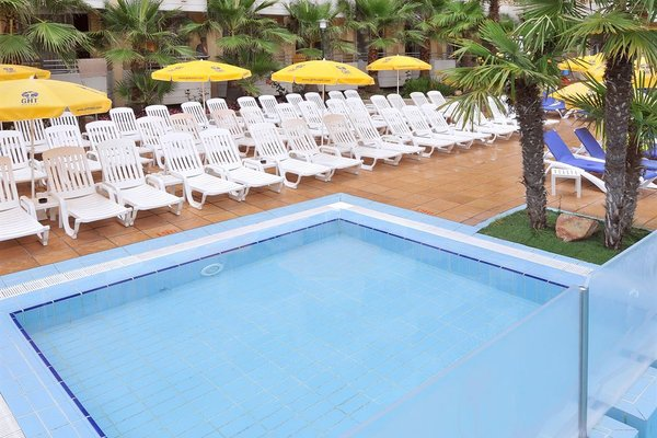 GHT Oasis Tossa & Spa - фото 21