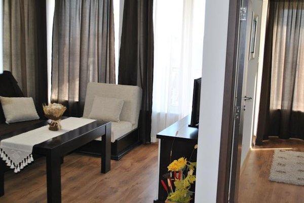 Villa Antorini Apartments - фото 5