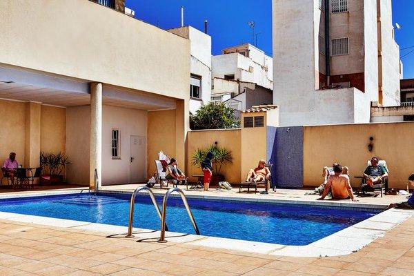 Hotel Madrid - фото 20