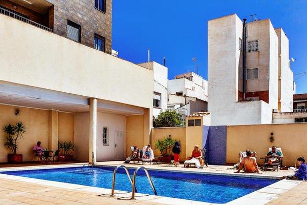 Hotel Madrid - фото 21
