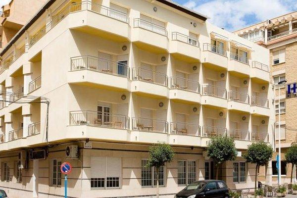 Hotel Madrid - фото 22