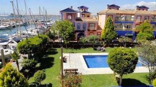 Apartamento Puerto Deportivo Marina - фото 1