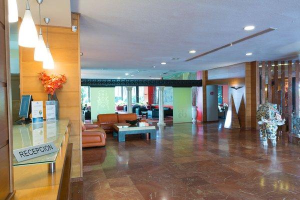 Royal Al-Andalus Hotel Torremolinos - фото 5