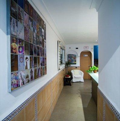 Hostel Malaga Inn - фото 14
