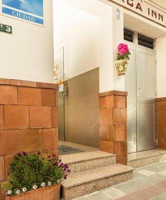 Hostel Malaga Inn - фото 19
